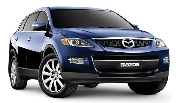 Mazda CX9 from W&B, Dubai