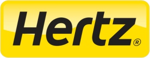 Hertz car rental at Al Dubai, UAE