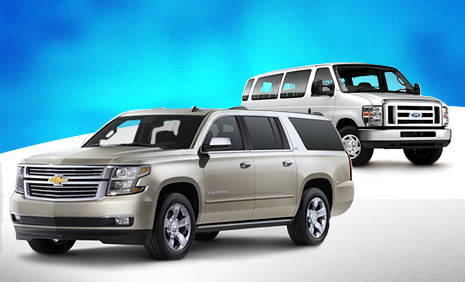Book in advance to save up to 40% on 12 seater (12 passenger) VAN car rental in Sharjah
