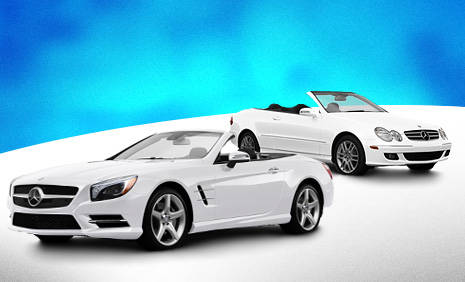 Book in advance to save up to 40% on Convertible car rental in Sharjah